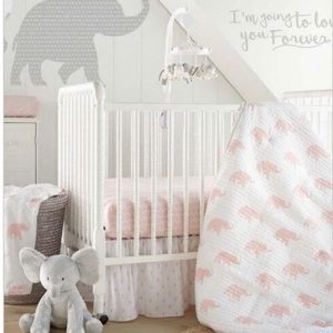 🆕 Baby Wall Decals Autocollant Mural 👶🐘